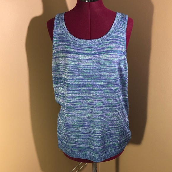 Chico's Tops - Sz 2 Chico's Sweater Tank Top